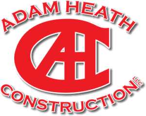 Adam Heath Construction logo