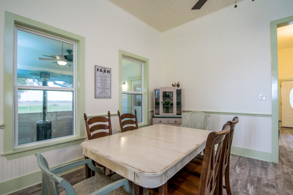 Home Renovation - Dining & Kitchen Area
